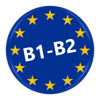 CEFR B1 - B2 for Arabic